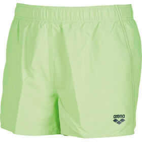 arena Fundamentals Short de bain Homme, shiny green-navy